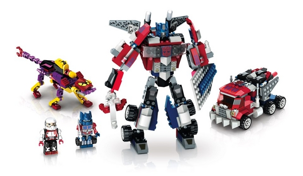 transform optimus prime instructions