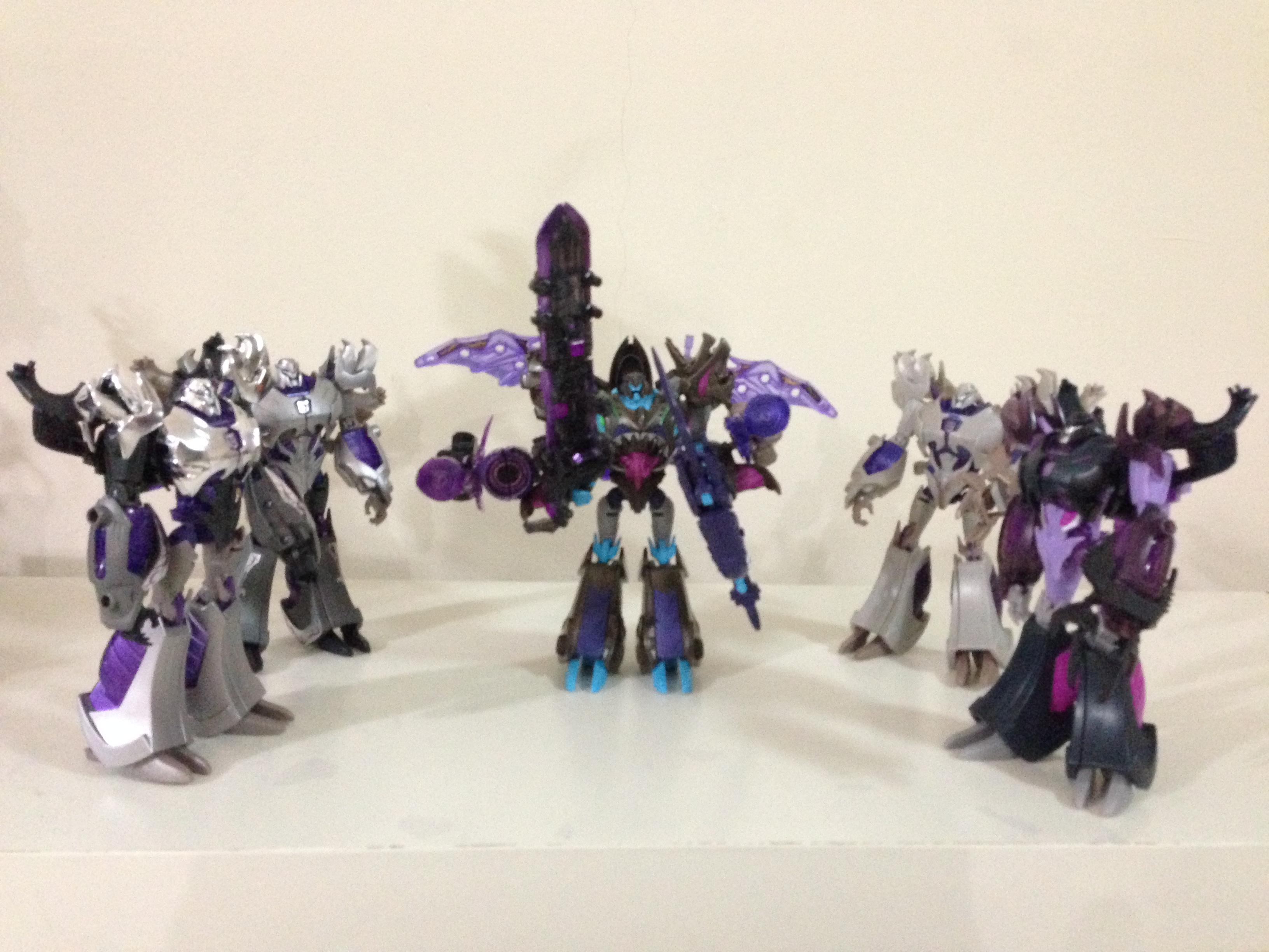Sharkticon Megatron Review Give Sharkticon Megatron