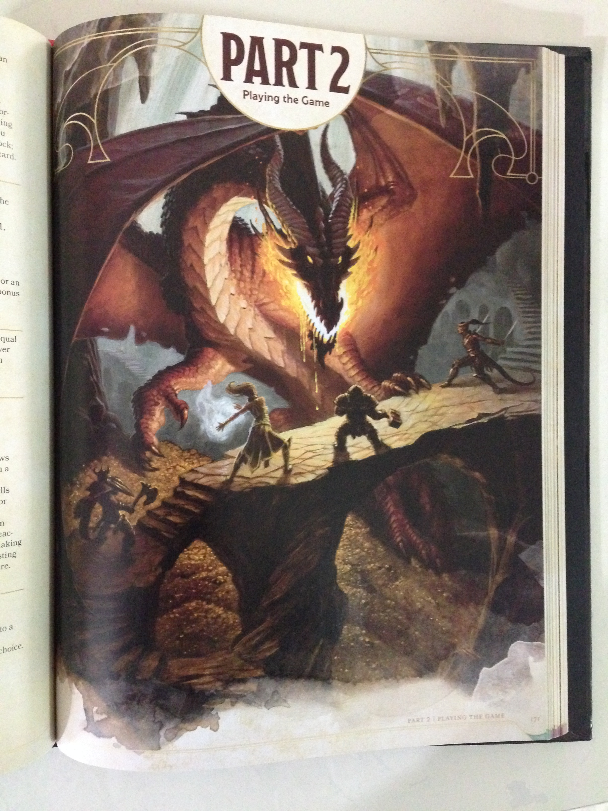 dungeons and dragons rulebook pdf 5e