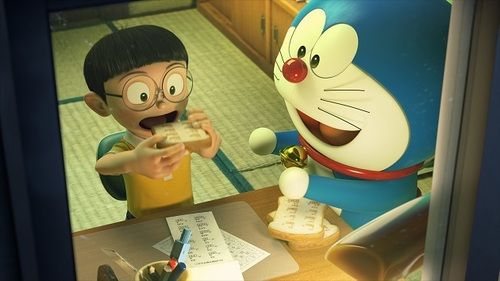 Movie Review Stand By Me Doraemon Will Have You Laughing And Crying Marcusgohmarcusgoh