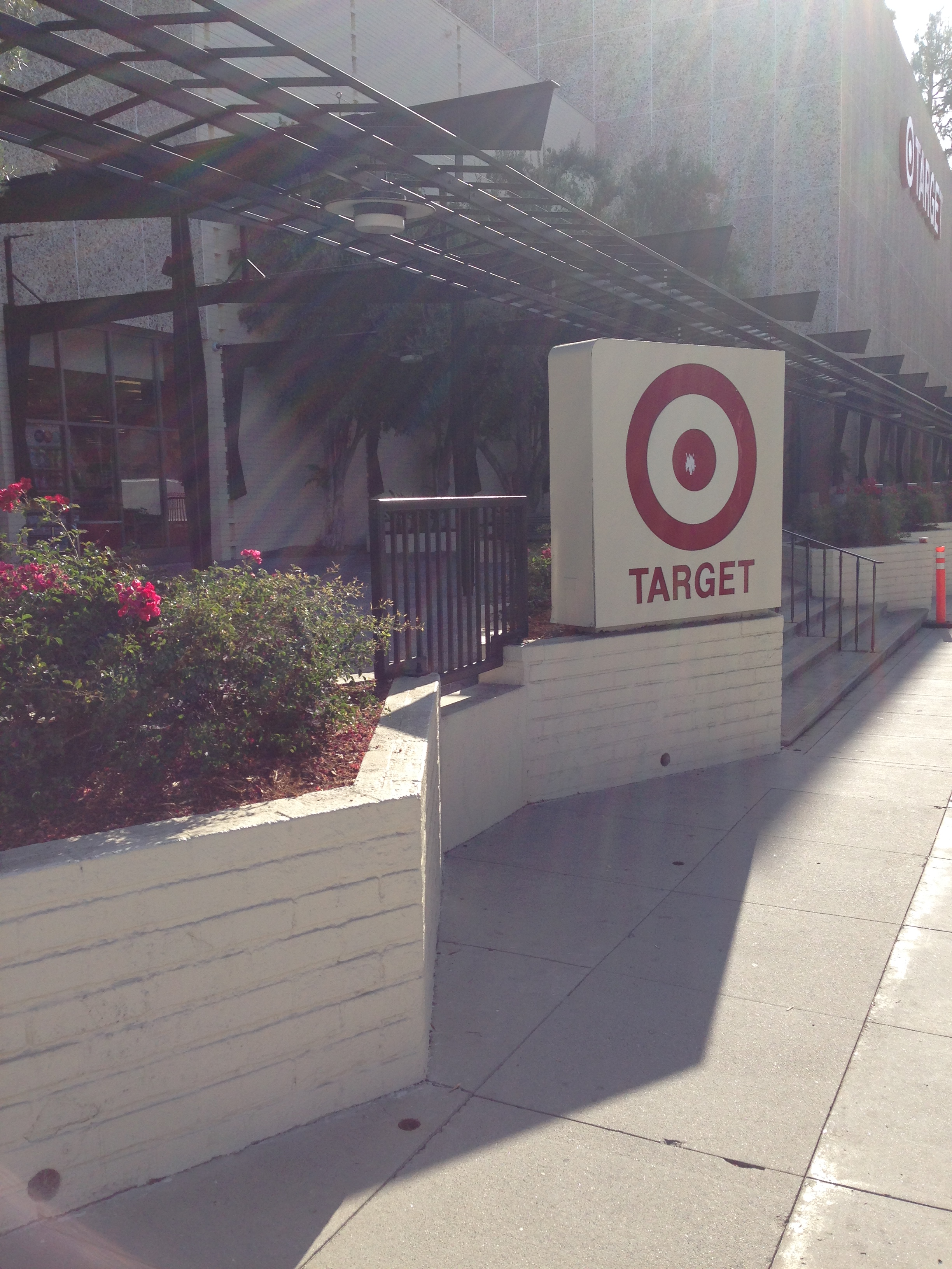 There's a Target near the Pasadena Convention Centre! (Botcon Day 1)
