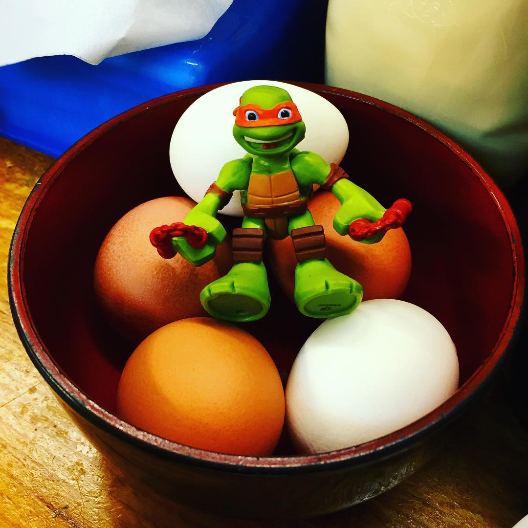 Have you eaten turtle eggs before? Continue Reading rarr
