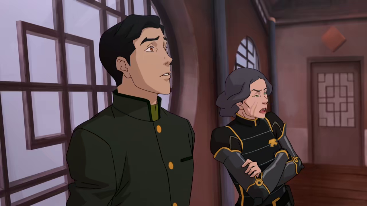 TV Time - The Legend of Korra S04E01 - After All These ...