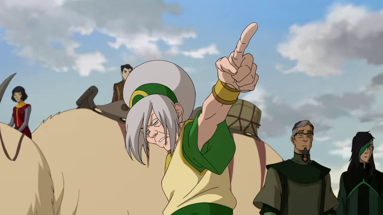 Toph old