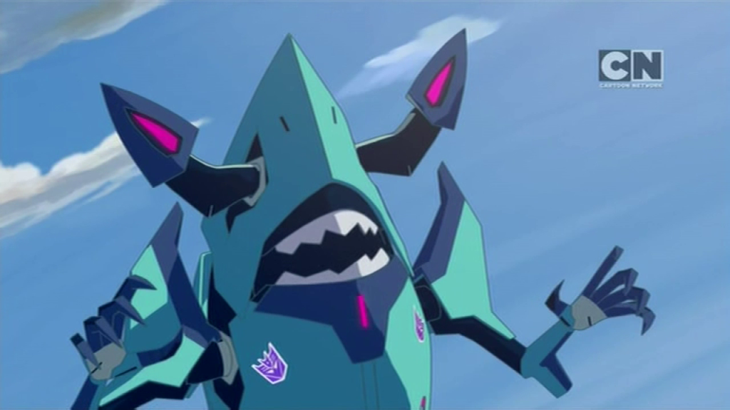 "Hammerstrike! (""Trust Exercises"" - S01E03 of Transformers: Robots in Disguise)"