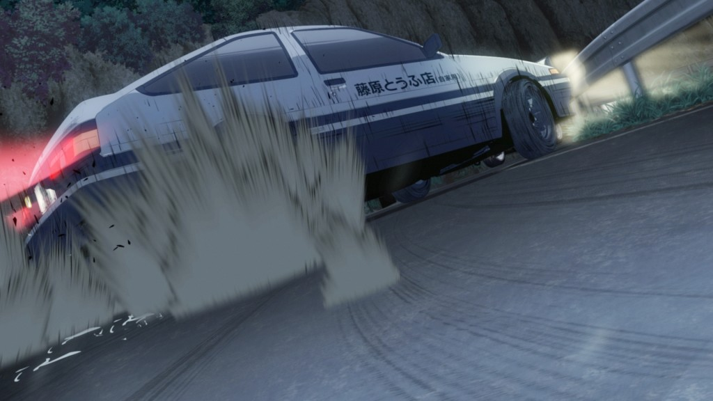 New Initial D Movie Legend 2 - Tousou