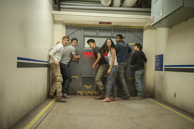 The crew find themselves backed against a wall. (Yahoo)