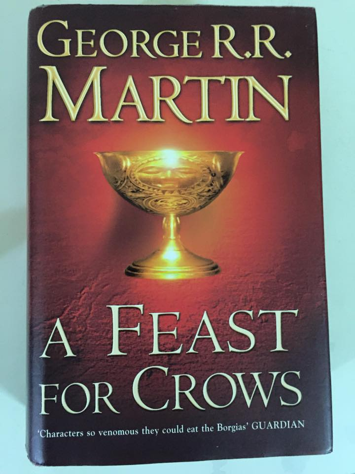 a feast for crows a song of ice and fire book 4 martin george r r