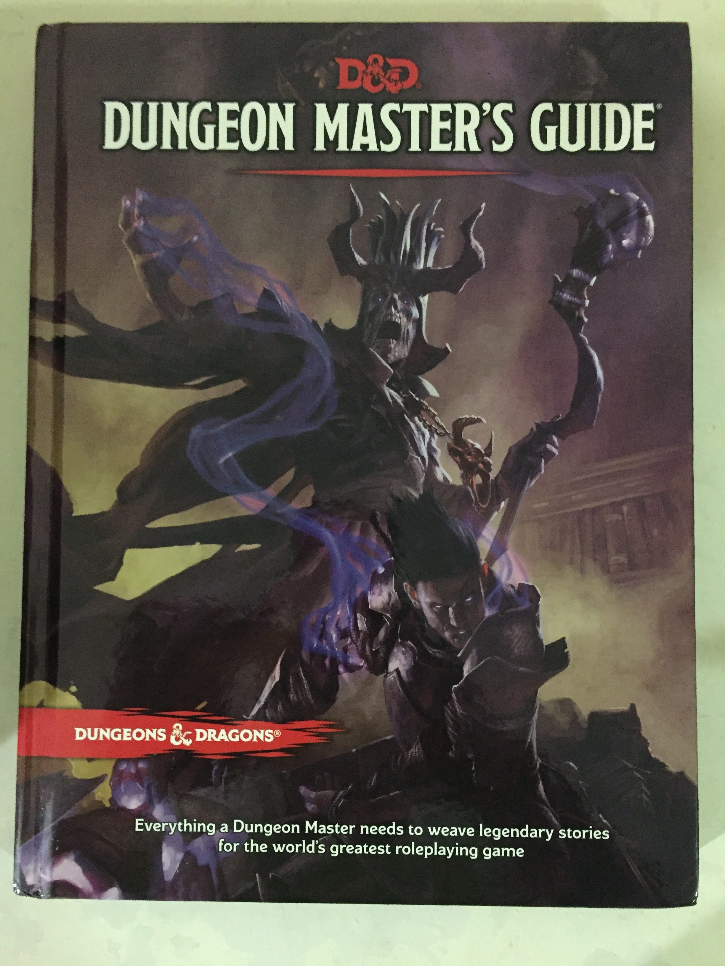 DUNGEONS MASTER GUIDE 5TH ED PDF DOWNLOAD