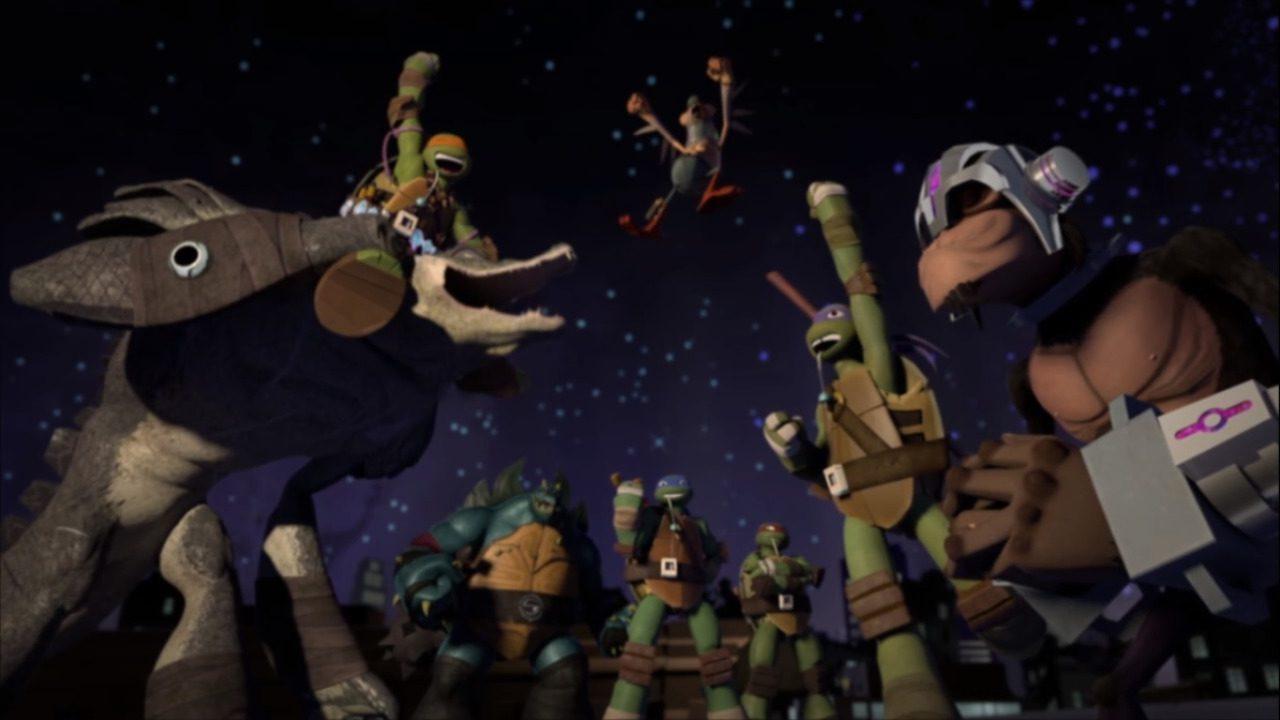 Tv Review Teenage Mutant Ninja Turtles 2012 Season 3