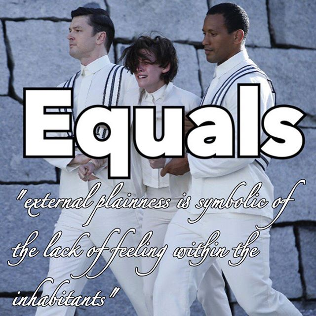 Review of Equals is up on marcusgohmarcusgohcom! Rated 255 Outhellip