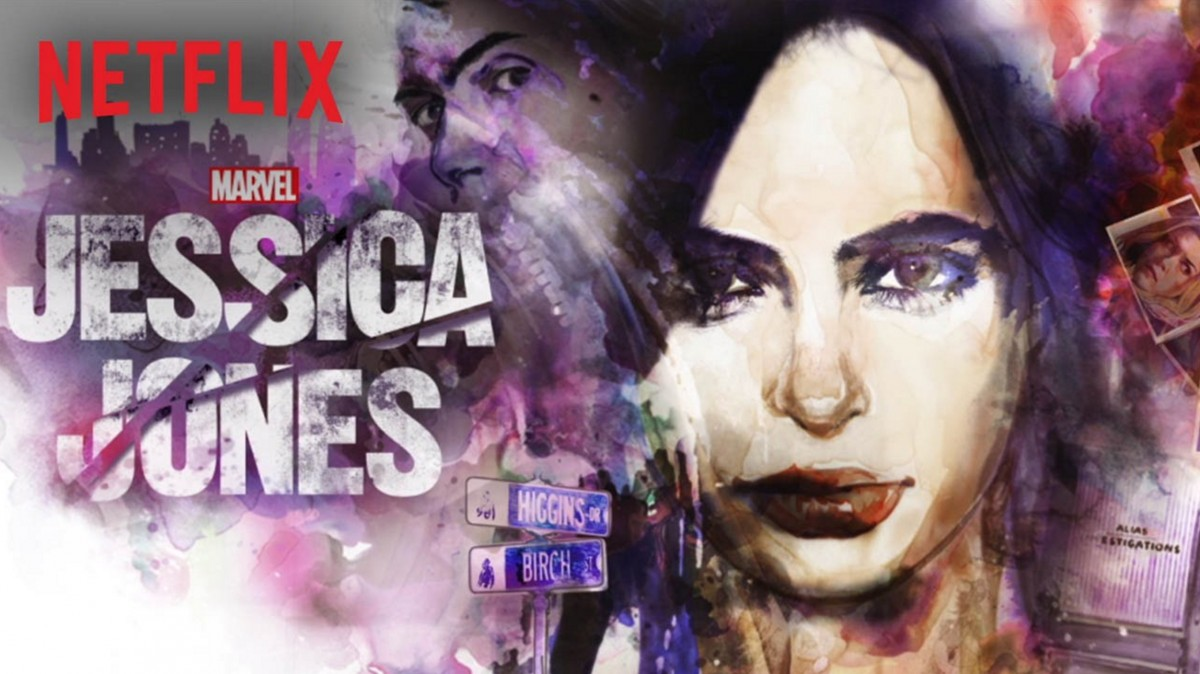"Krysten Ritter is Jessica Jones on ""Jessica Jones."" (Forbes)"