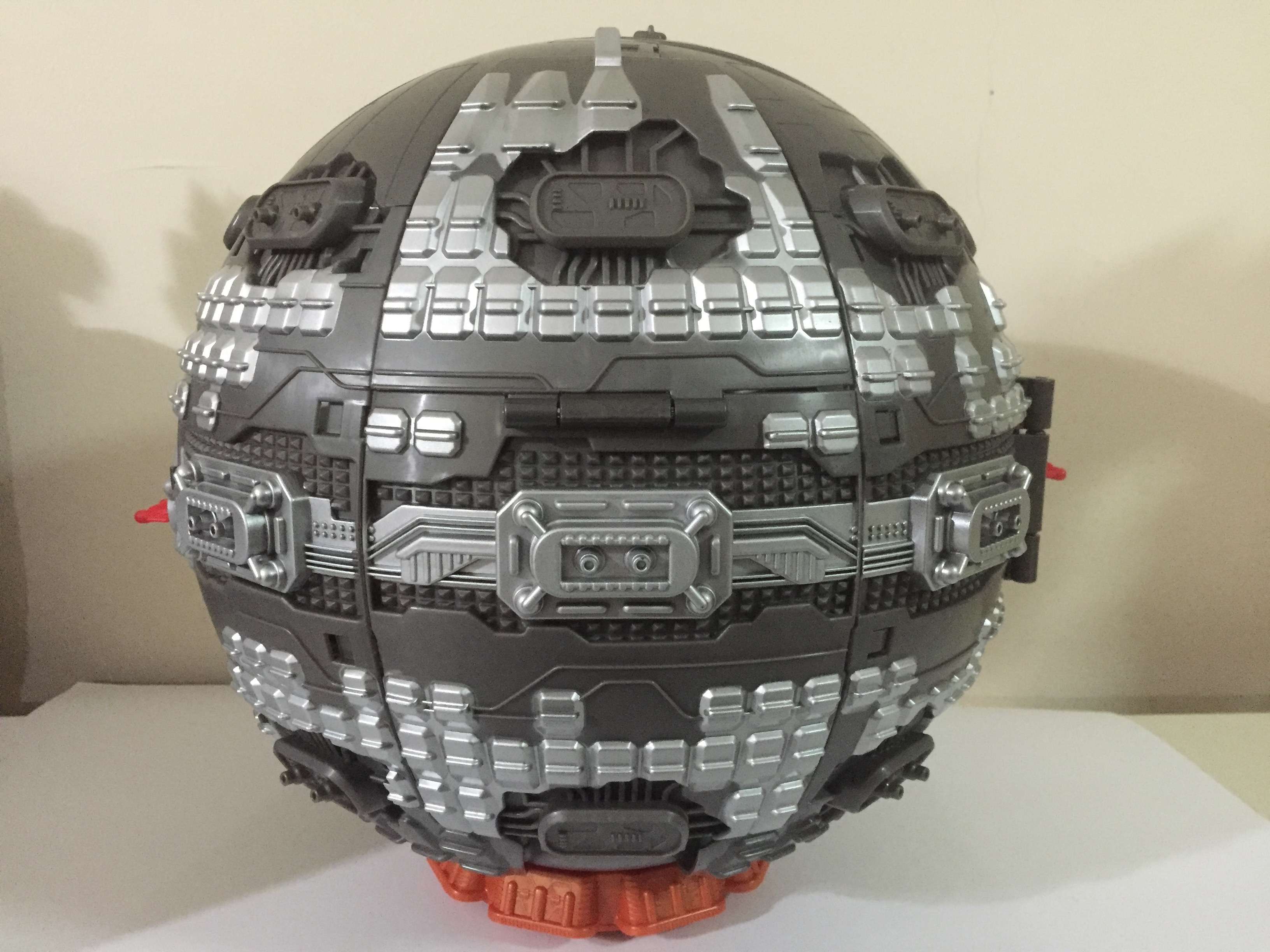The Technodrome!