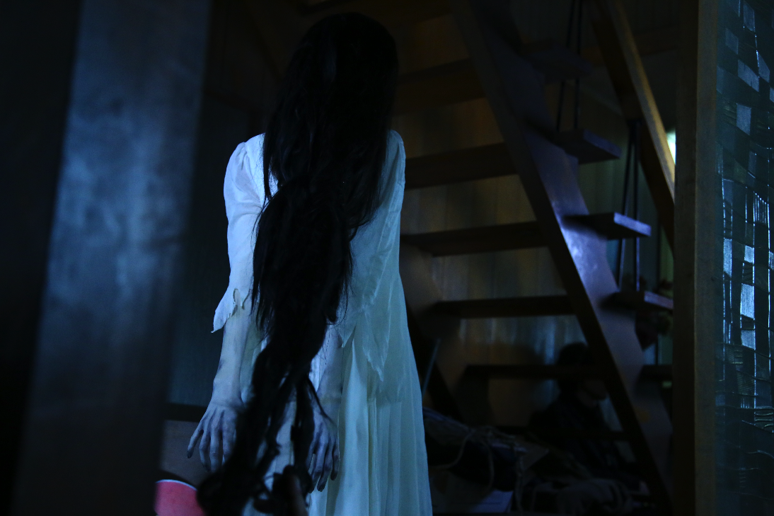"Sadako in ""Sadako vs Kayako."" (Encore Films)"