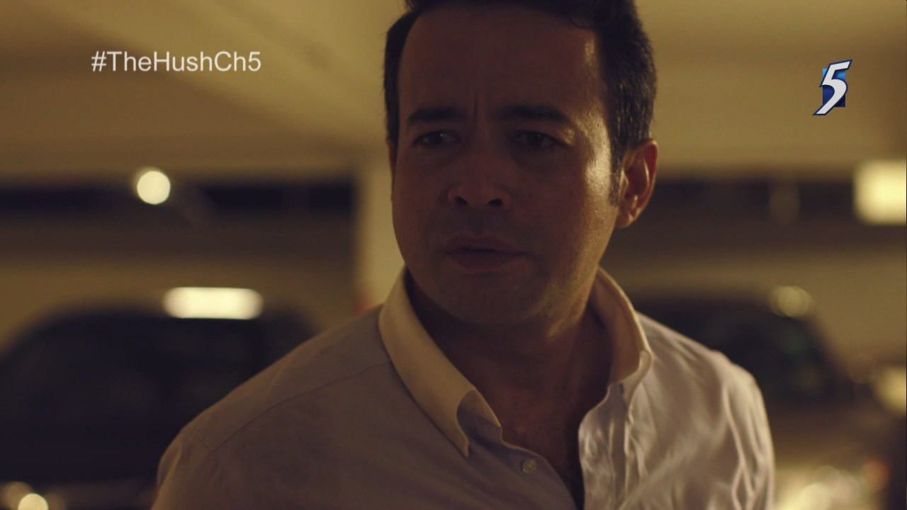"Tony Eusoff as Daud in ""The Hush."" (Mediacorp Channel 5)"