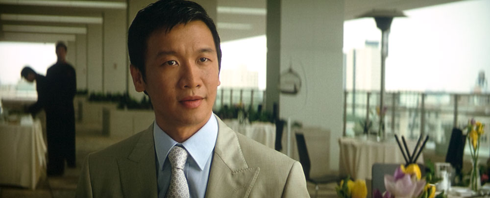 "Chin Han as Lau in ""The Dark Knight."" (Comic Book Movie)"