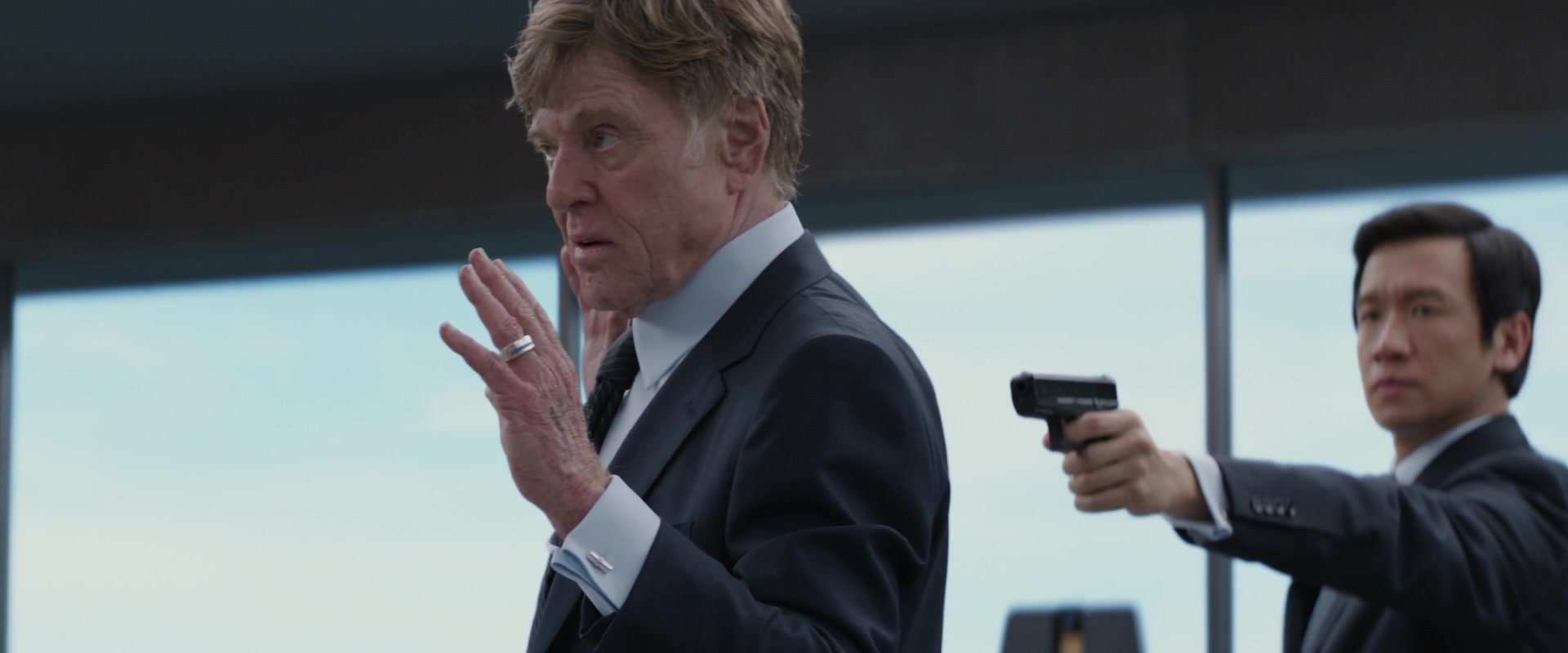 """Chin Han as Councilman Yen in """"Captain America: The Winter Soldier."""" (Marvel Cinematic Universe Wiki)"""