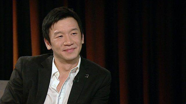 Actor Ng Chin Han. (Vulcan Post)
