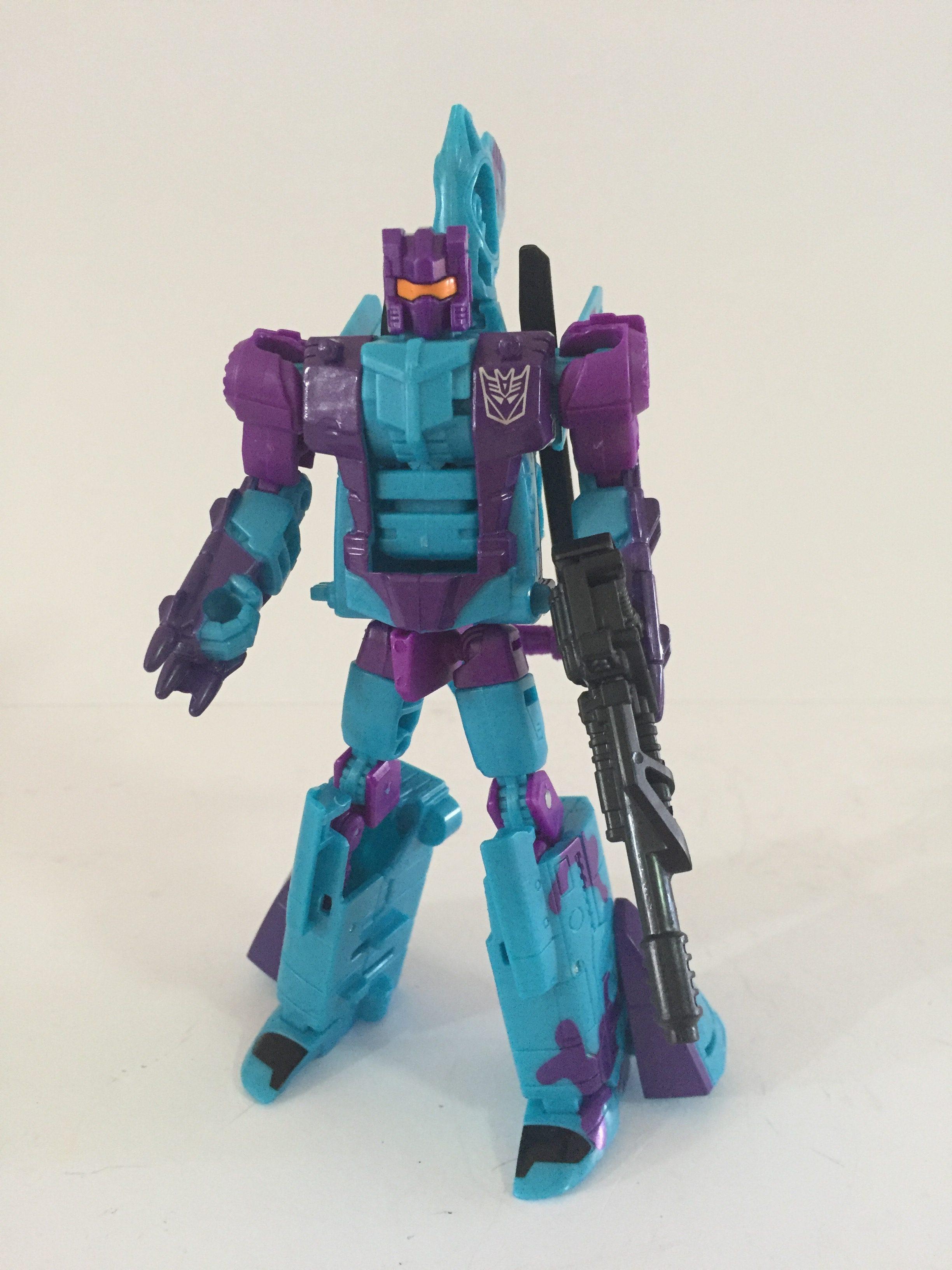 Robot mode. (G2 Vortex)