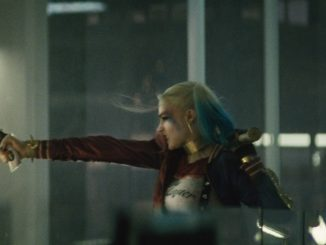 """Harley goes blasting again in """"Suicide Squad."""" (Warner Bros Pictures)"""