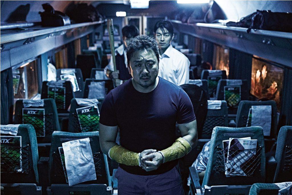 Znalezione obrazy dla zapytania train to busan sang-hwa
