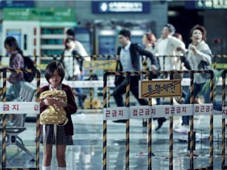 """Will Su-an be eaten in """"Train to Busan?"""" (Golden Village Pictures)"""