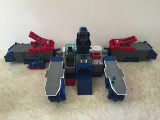 City mode. (Unstickered Fortress Maximus)