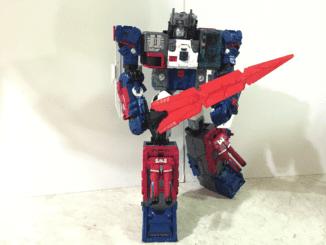 Robot mode! (SDCC Fortress Maximus)