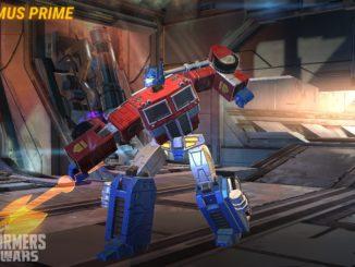 Optimus Prime. (Transformers Earth Wars)