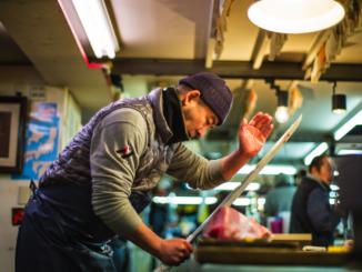 """""""Tsukiji Wonderland"""" (Golden Village Pictures)"""