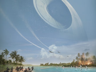 Rogue One: A Star Wars Story (Walt Disney Studios)