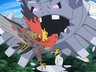 Pokémon the Movie: Volcanion and the Mechanical Marvel (Golden Village Pictures)