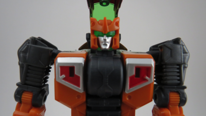 Robot mode (Afterbreaker from the Computron gift set)