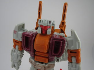 Robot mode. (Strafe from the Computron giftset)