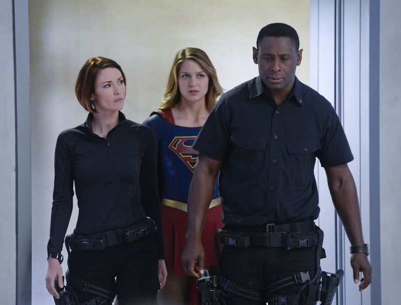 """The DEO in """"Supergirl (Polygon)"""