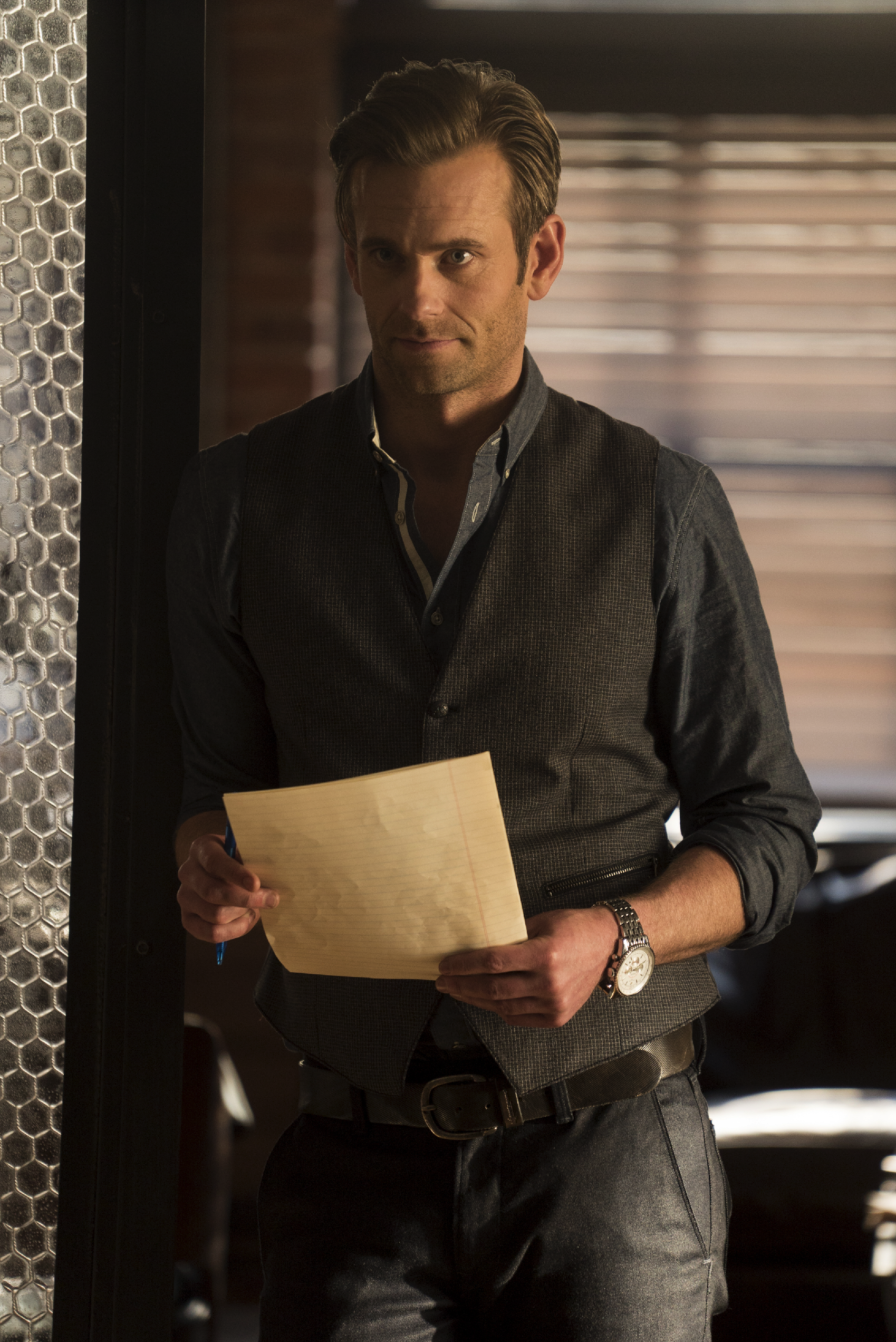 "Eric Johnson is Jack Hyde in ""Fifty Shades Darker"". (United International Pictures)"