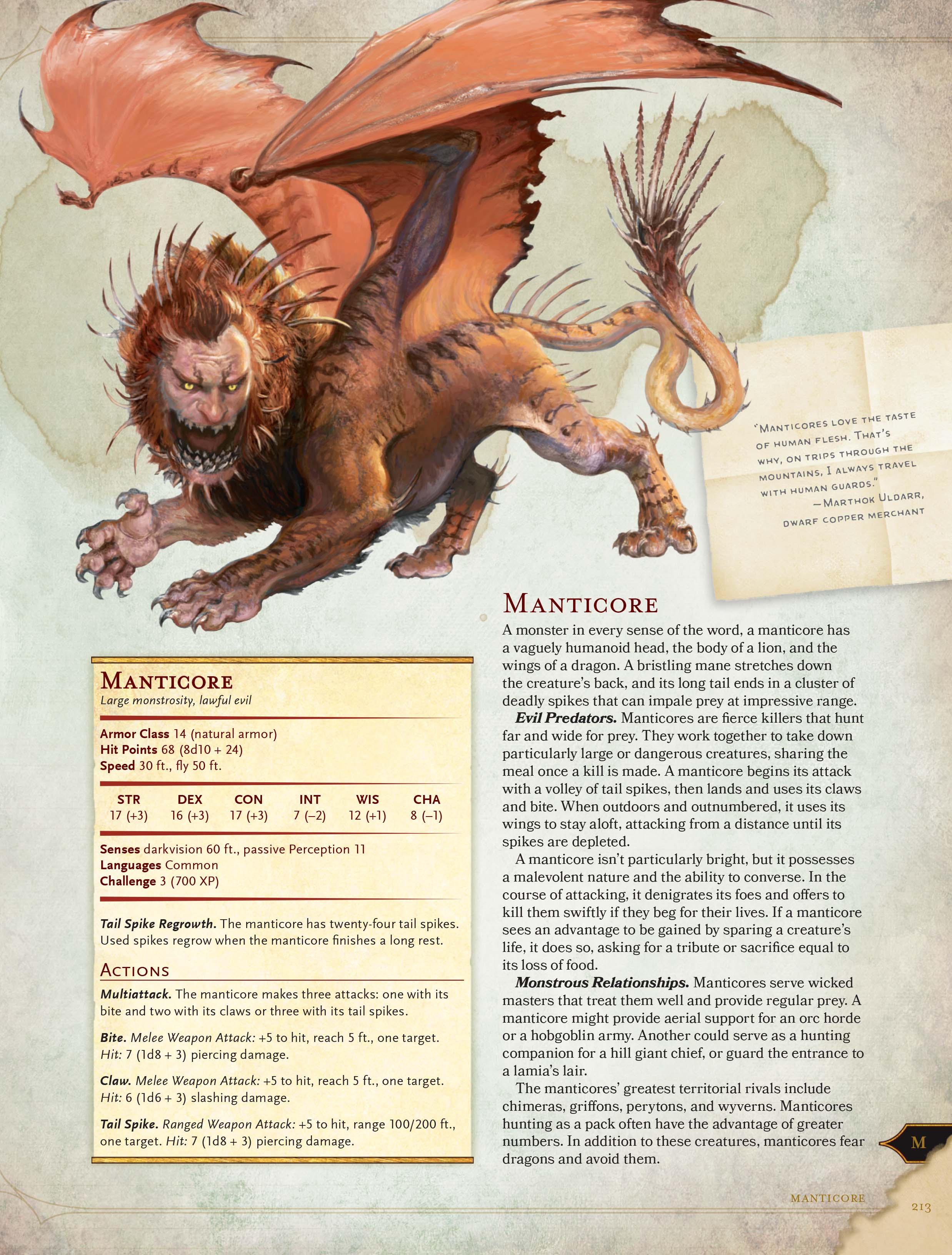 book review u201cmonster manual for dungeons dragons 5th edition is rh marcusgohmarcusgoh com Monster Manual II Monster Manual II