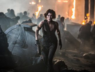 Alice (Milla Jovovich) in Resident Evil: The Final Chapter. (Sony Pictures Releasing International)