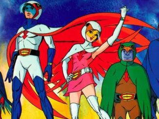 Battle of the Planets (80's Toys & Comics Facebook Page)