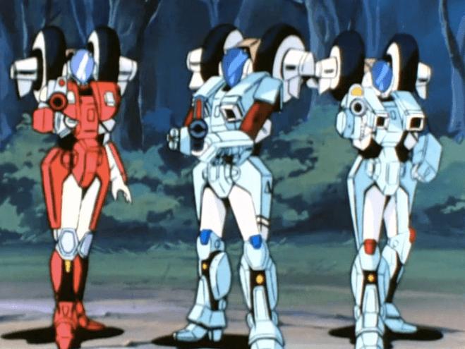 Robotech (Robotech Facebook Page)