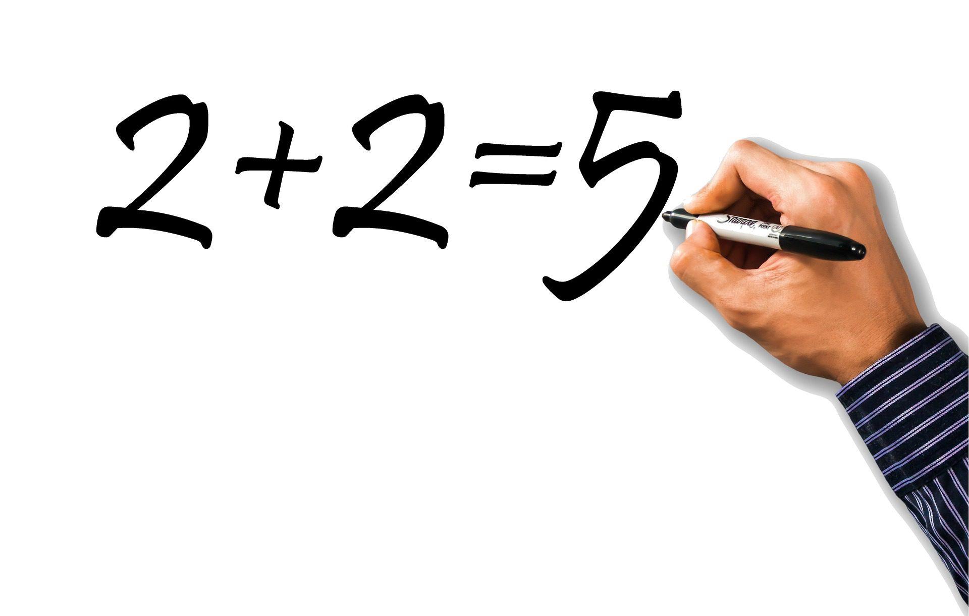 Equations. (Pixabay)