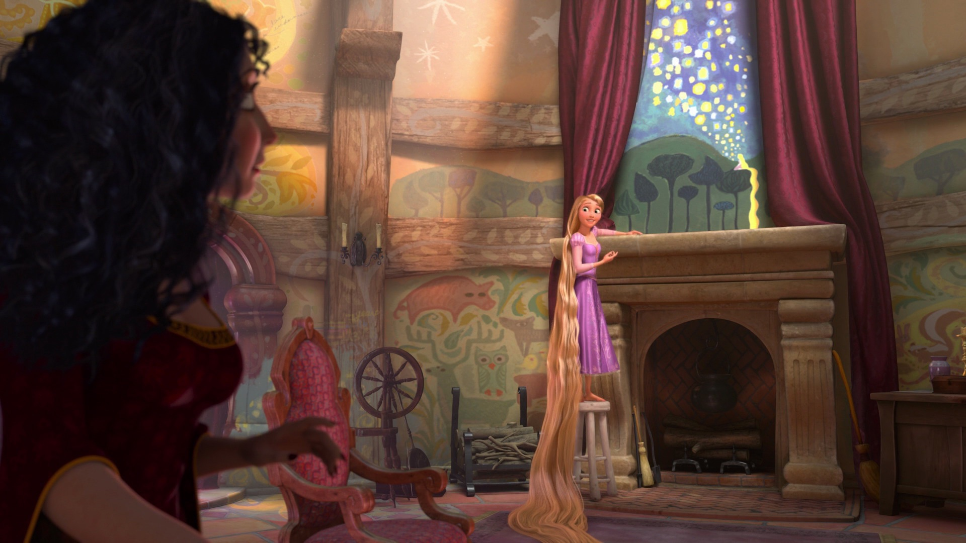 movie review 39 tangled 39 has the most twisted villain of all the disney films marcusgohmarcusgoh. Black Bedroom Furniture Sets. Home Design Ideas