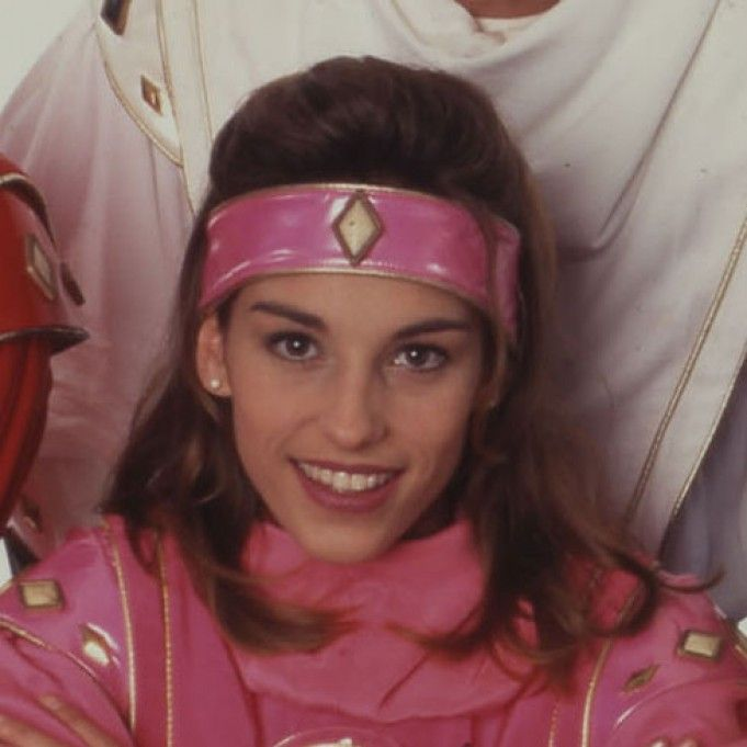 Pink Ranger. (Ranger Wiki)