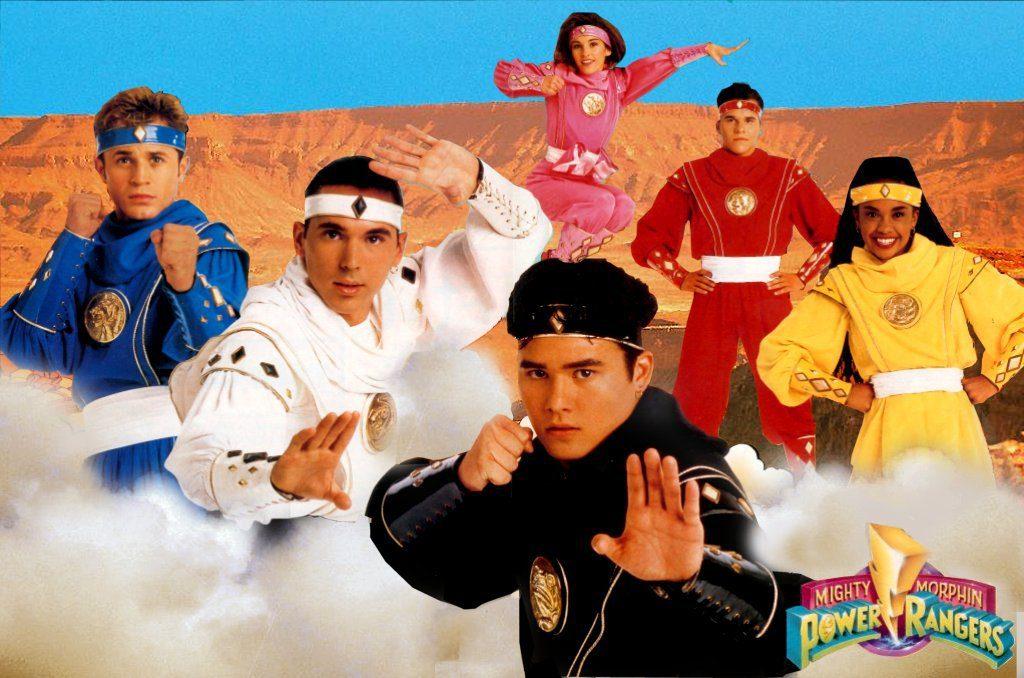 Ninja Rangers. (Pinterest)