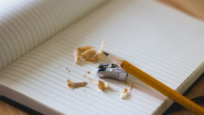 Sharpen your writing skills. (Pixabay)