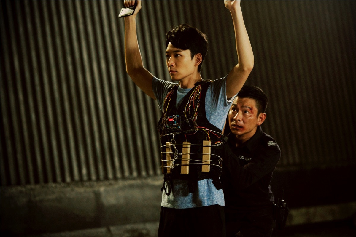 Shock Wave (拆弹专家) (Golden Village Pictures)