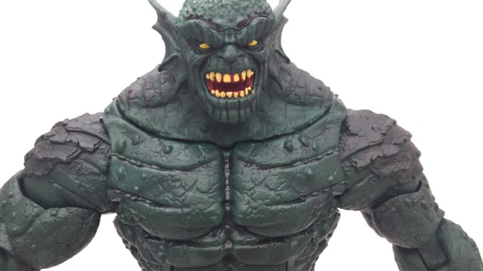 Abomination from Marvel Legends. (The Raft, SDCC 2016)