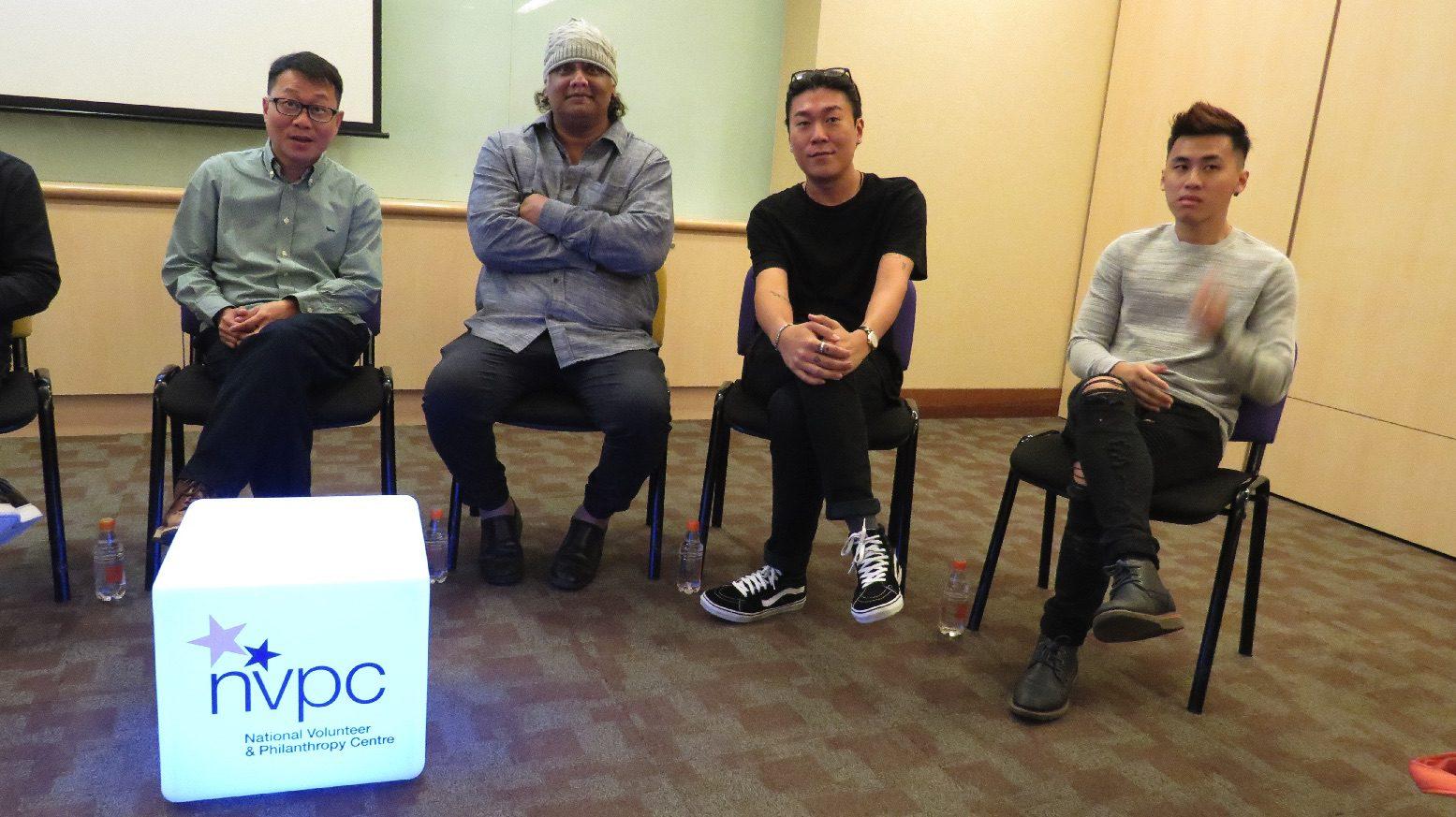 Kelvin Tong, K. Rajagopal, Sean Ng, Chong Yu Lun.