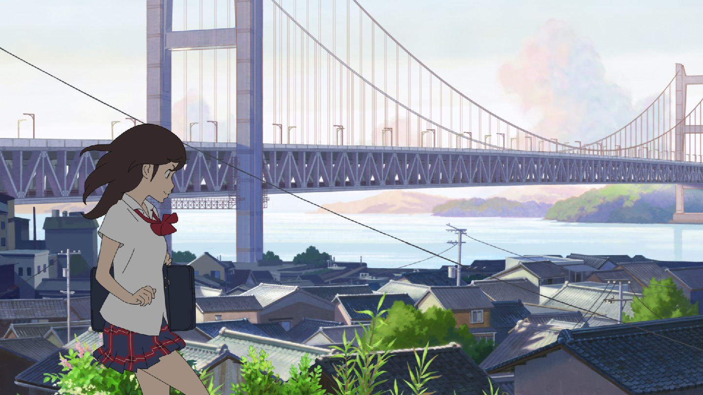 """Kokone Morikawa (Mitsuki Takahata) in """"Napping Princess"""". (Purple Plan)"""