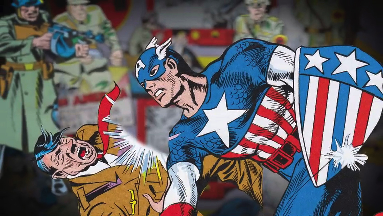 Superheroes Decoded (History)